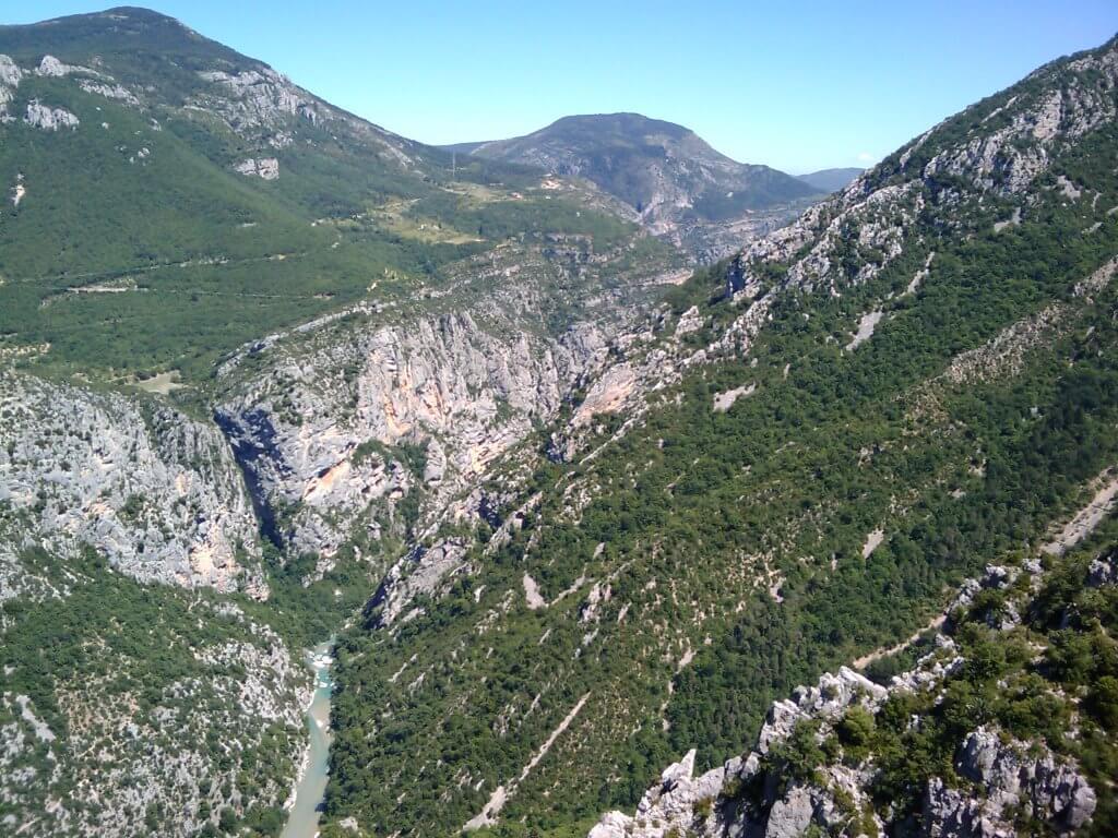 Wielki Kanion Verdon