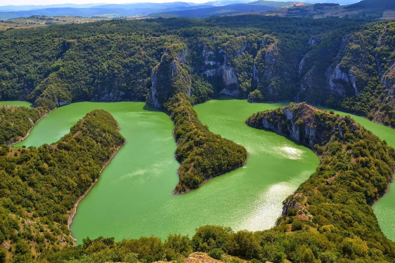 Znane kaniony Europy