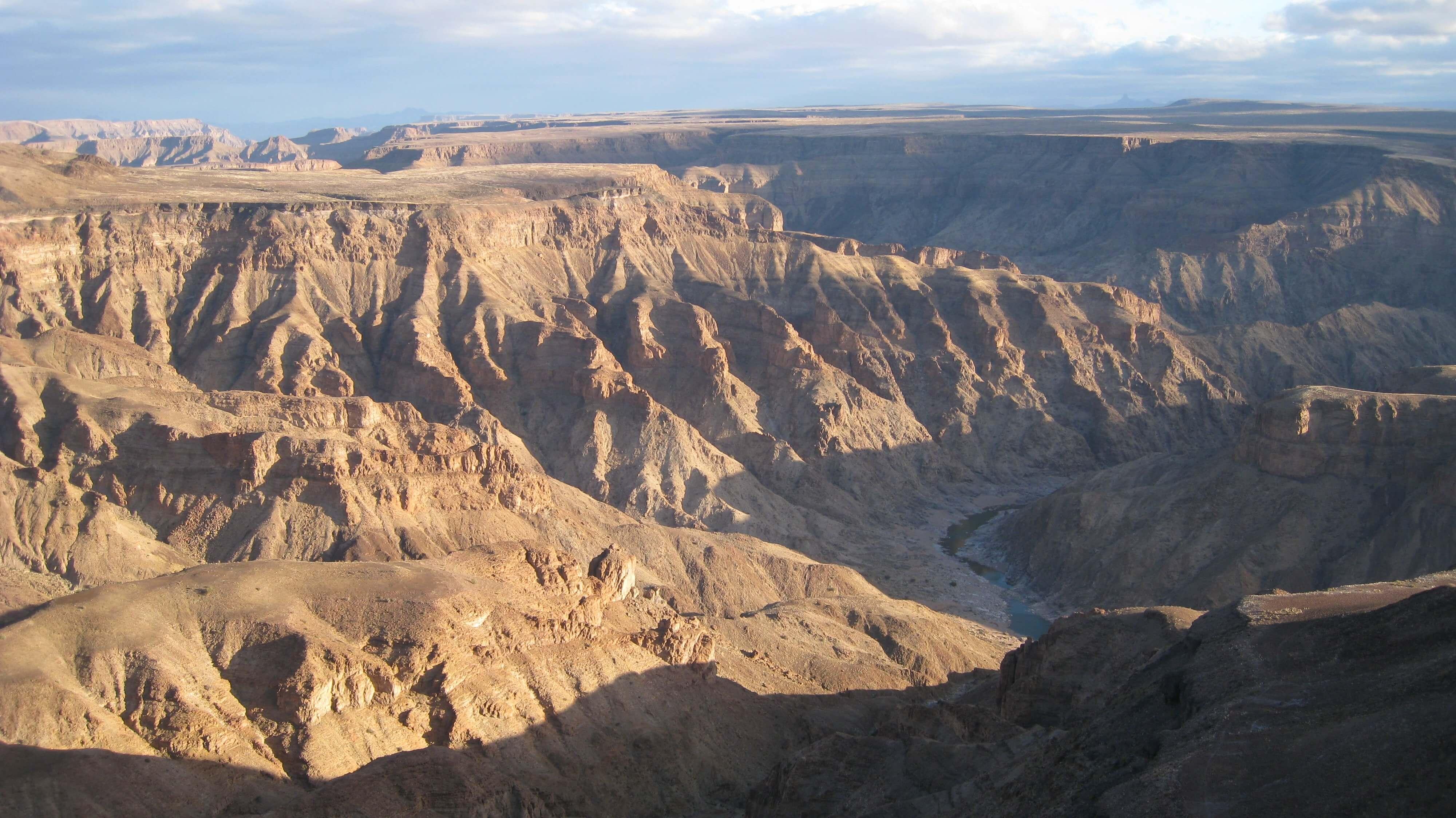 Największe kaniony świata