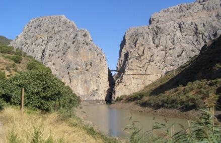 Największe kaniony w Europie