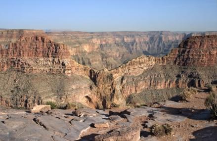 Jak powstał Wielki Kanion Kolorado?